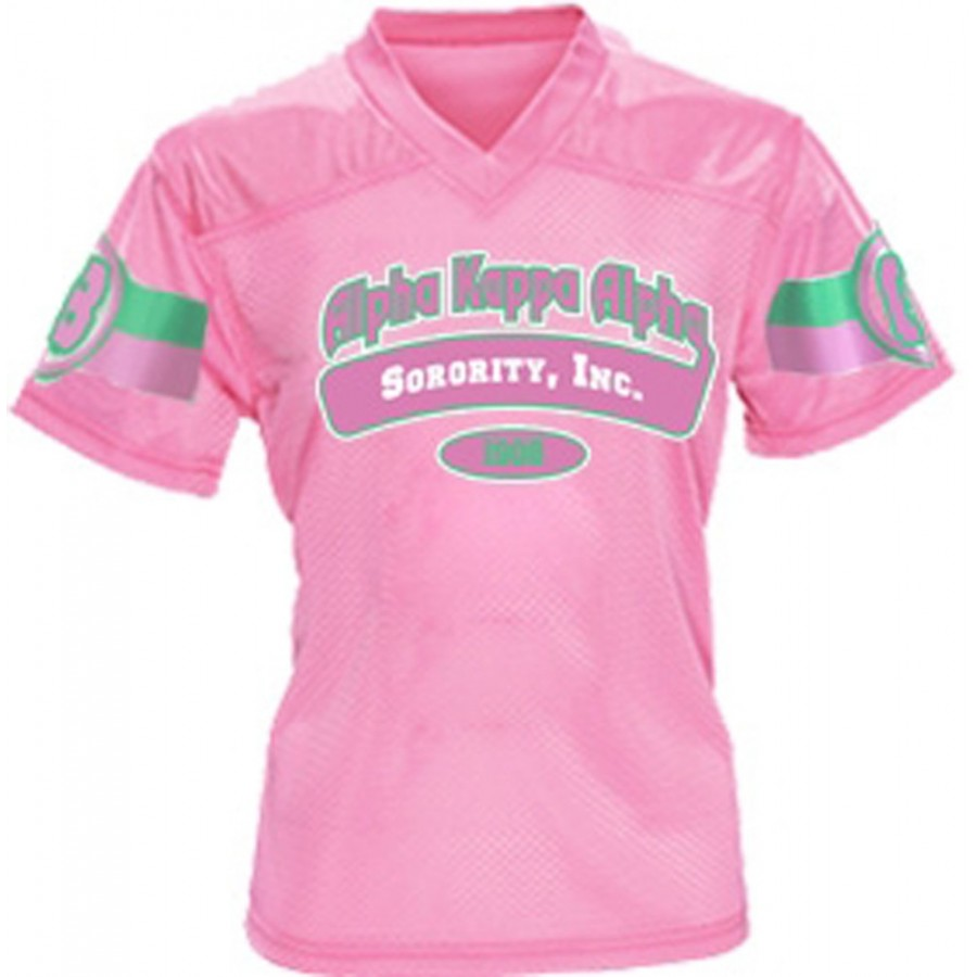 Alpha Kappa Alpha Fitted Jersey